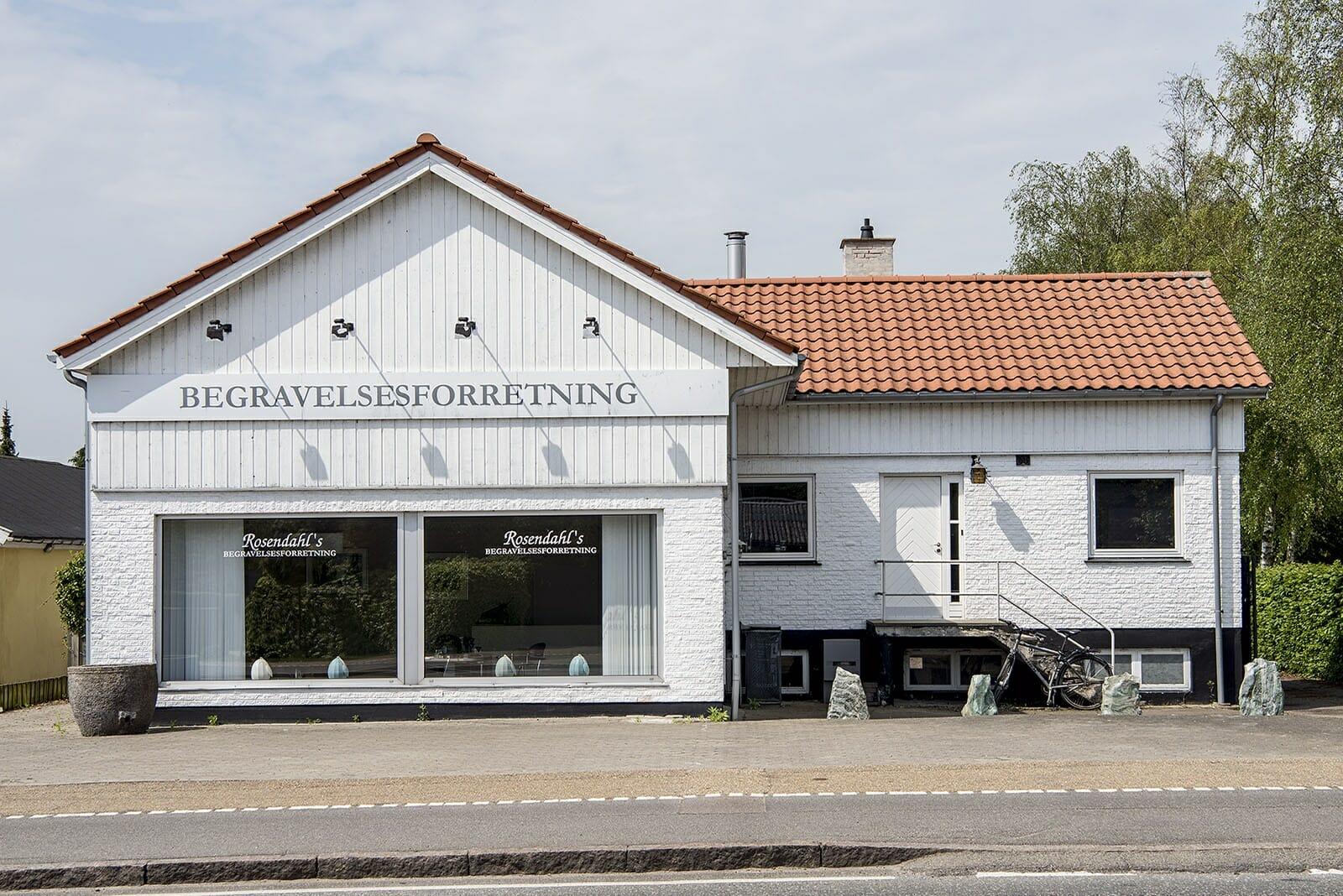Rosendahls Begravelsesforretning i Birkerød
